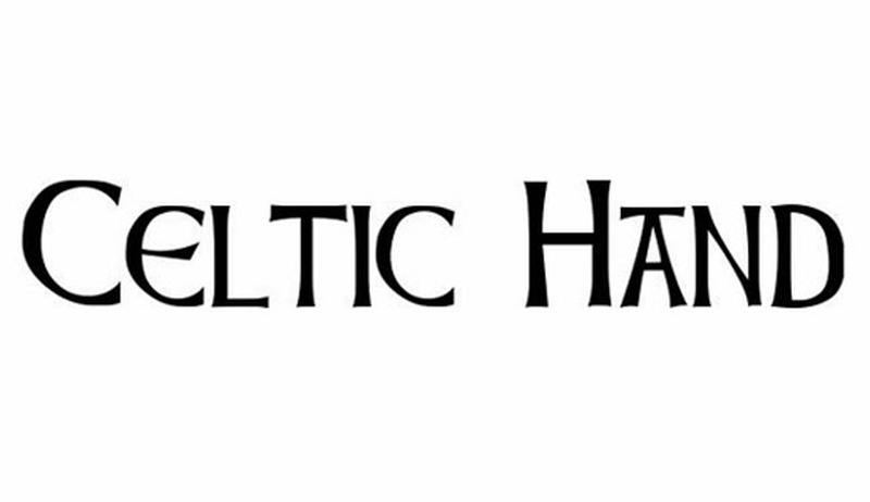 Good celtic fonts for tattoos 2212