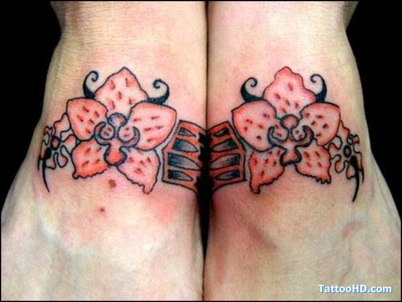 9b85a018b4548 Hd hawaiian flower tattoo design - Tattoos Book - 65.000 Tattoos Designs
