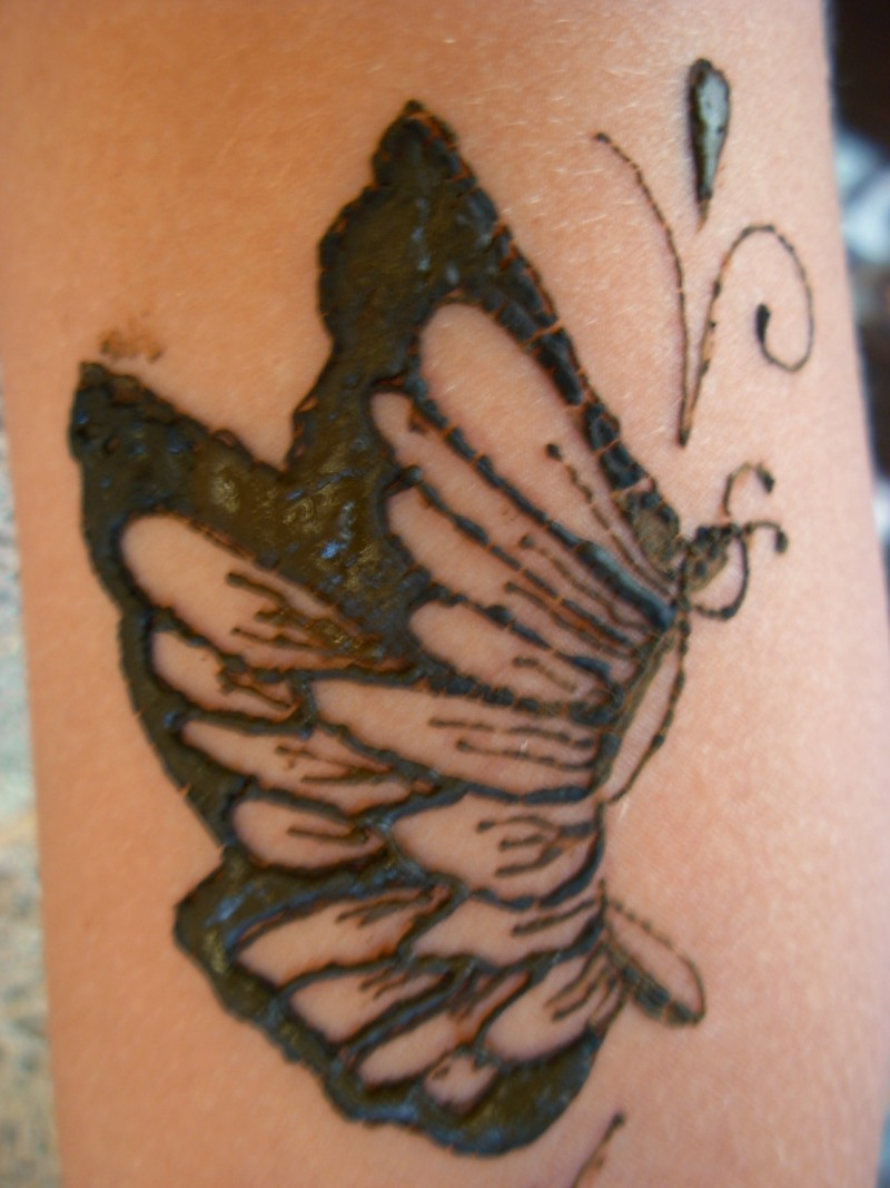henna butterfly tattoo design tattoos book tattoos designs. Black Bedroom Furniture Sets. Home Design Ideas