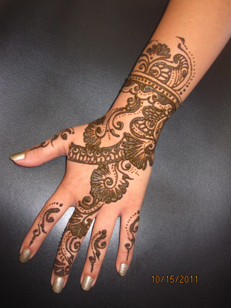 henna hand tattoo image tattoos book tattoos designs. Black Bedroom Furniture Sets. Home Design Ideas