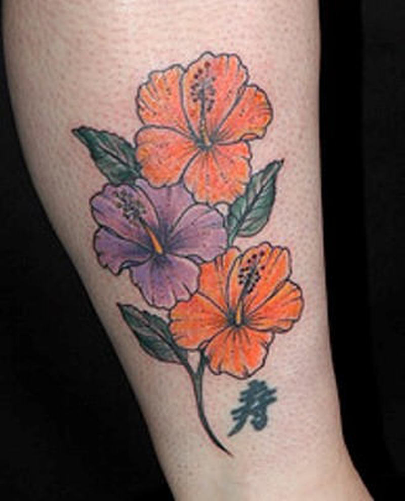 Hibiscus flowers tattoo design tattoos book hibiscus flowers tattoo design izmirmasajfo