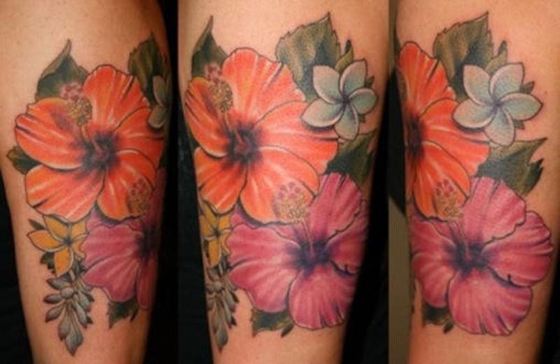 Hibiscus Flowers Tattoo Designs 2 Tattoos Book 65000 Tattoos
