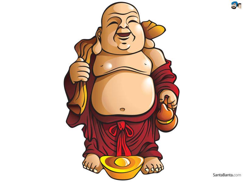 Lord buddha tattoo design