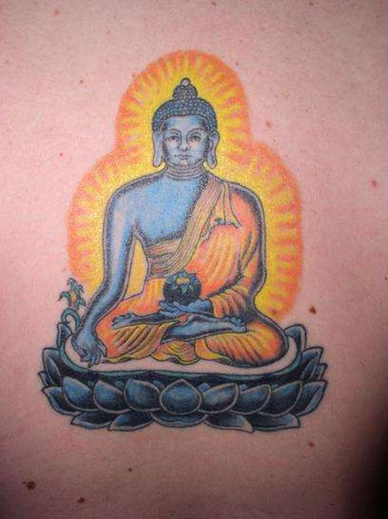 4ffca6c535b79 Medicine buddha tattoo design - Tattoos Book - 65.000 Tattoos Designs