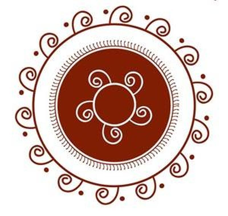 Outstanding tattoo design of buddhist