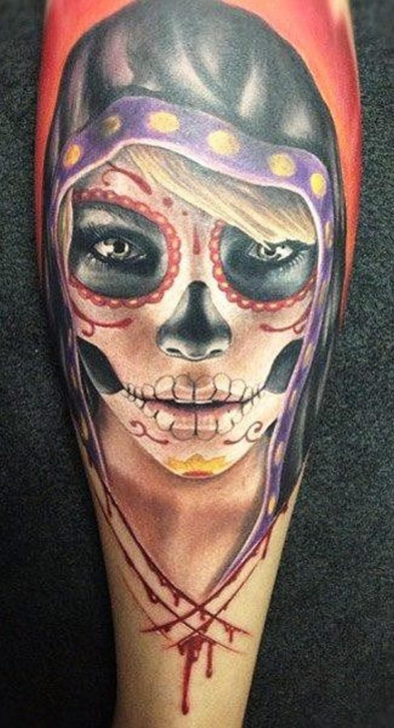 100 hood tattoos designs gallery gangsta tattoo for Tattoo girl book