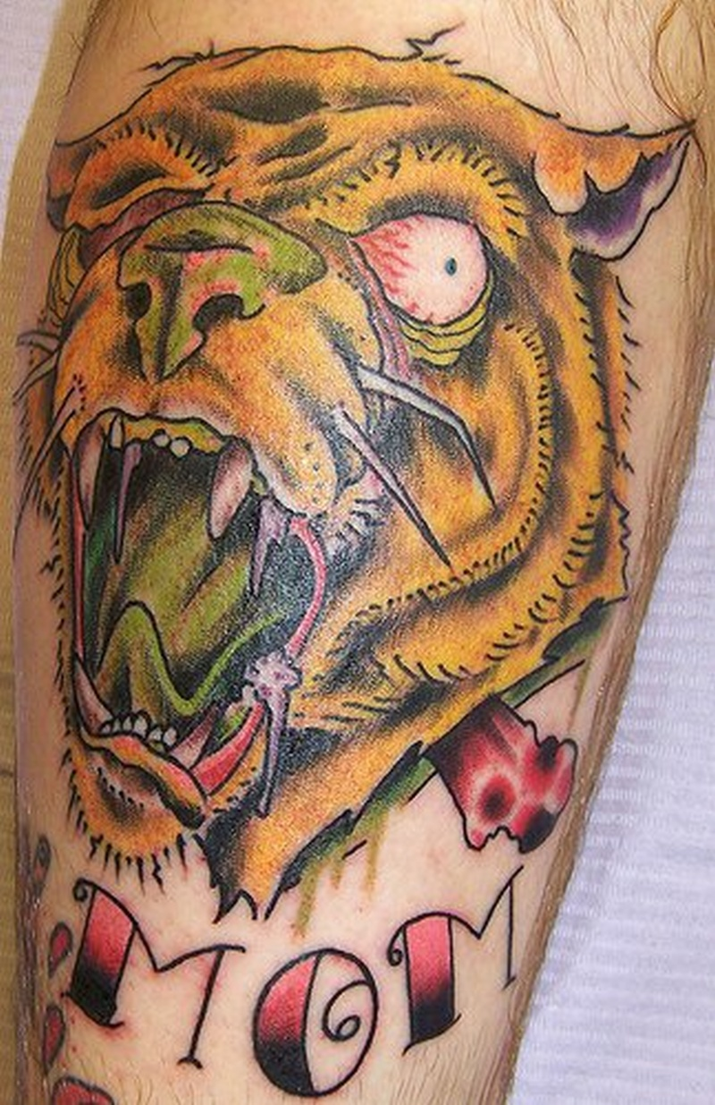 Tattoo africanliontattoo2