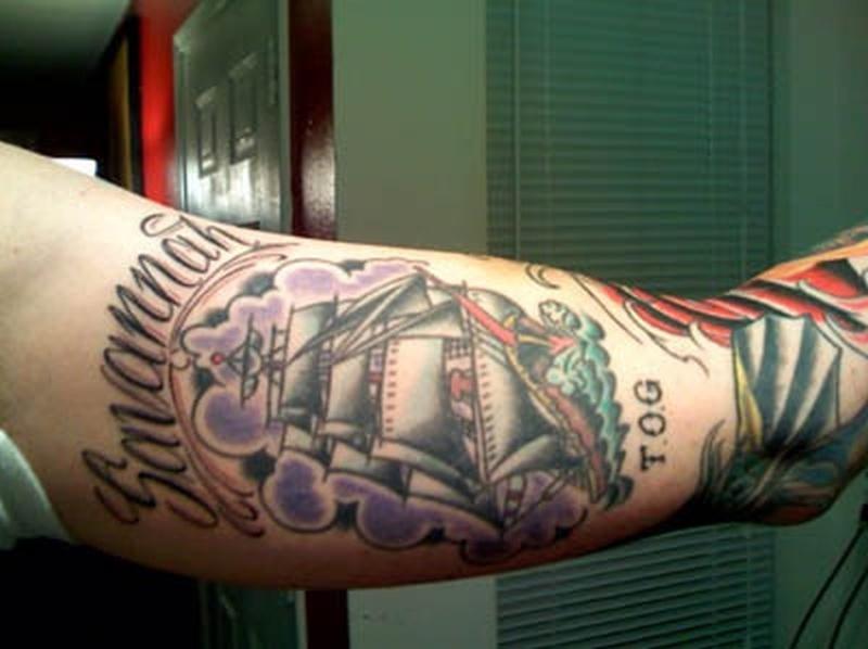 Tattoo arm25