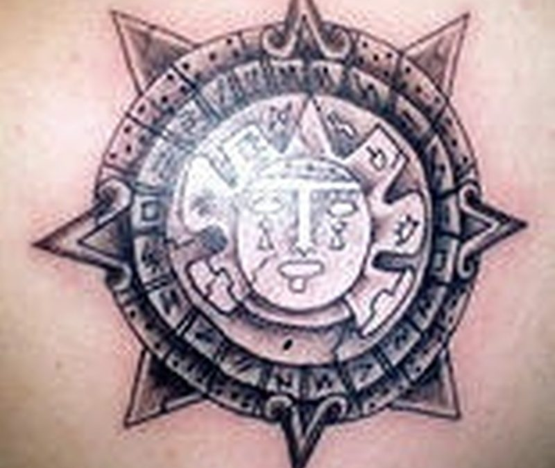 Tattoo aztec01