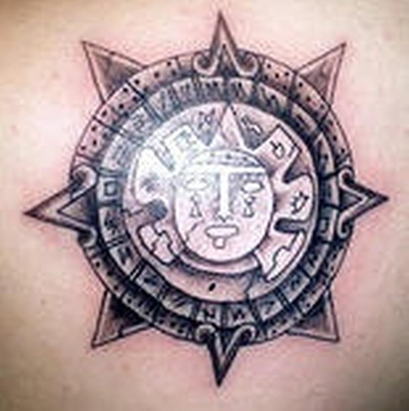 Tattoo aztec01
