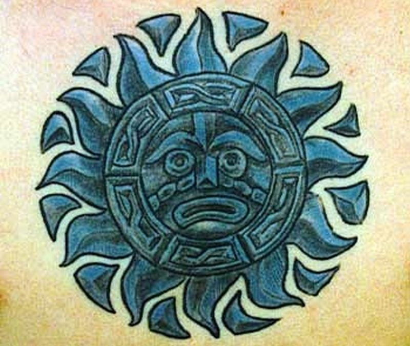 Tattoo aztec02