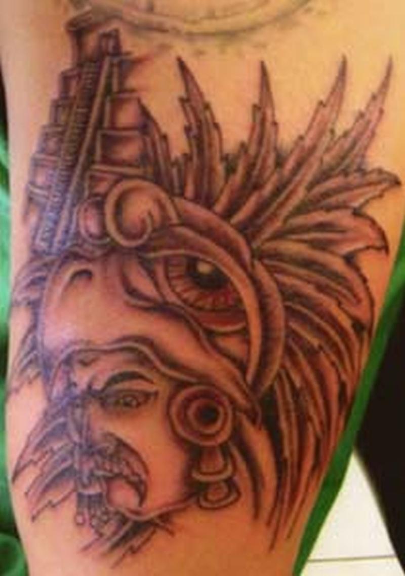 Tattoo aztec05