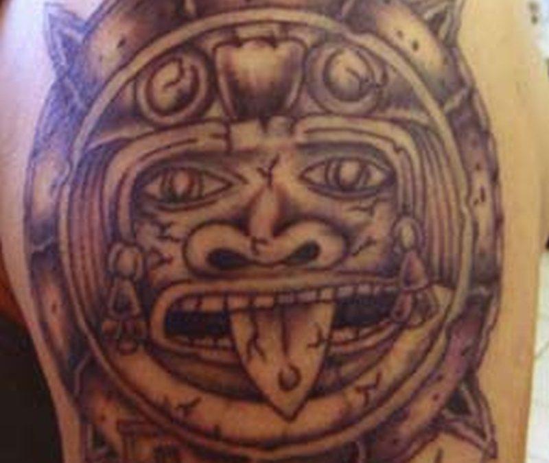 Tattoo aztec08