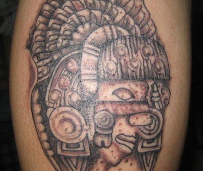 Tattoo aztec10