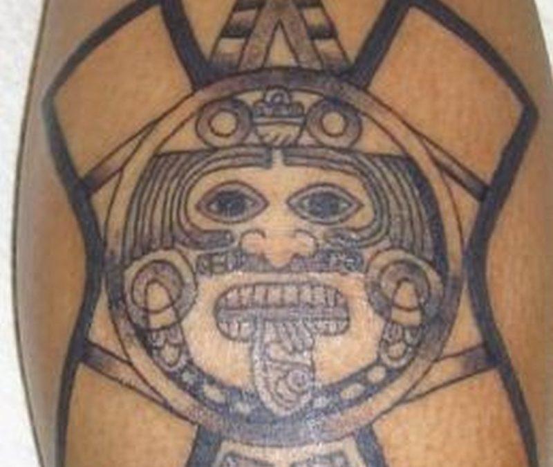 Tattoo aztec11