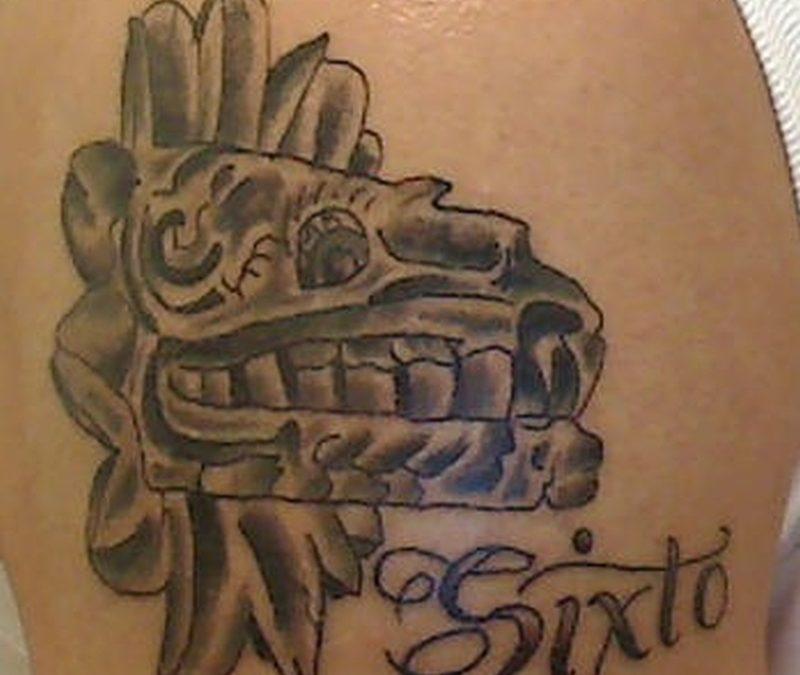 Tattoo aztec20