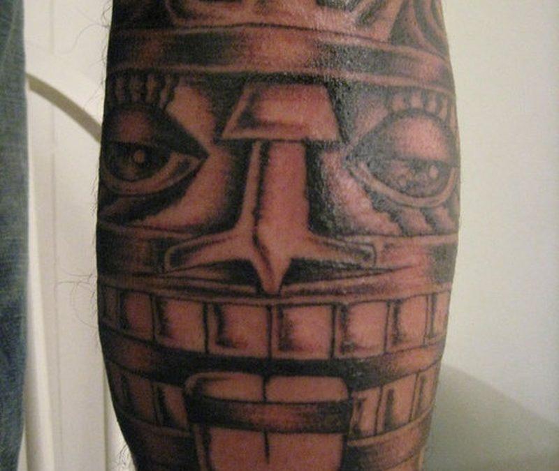 Tattoo aztec26