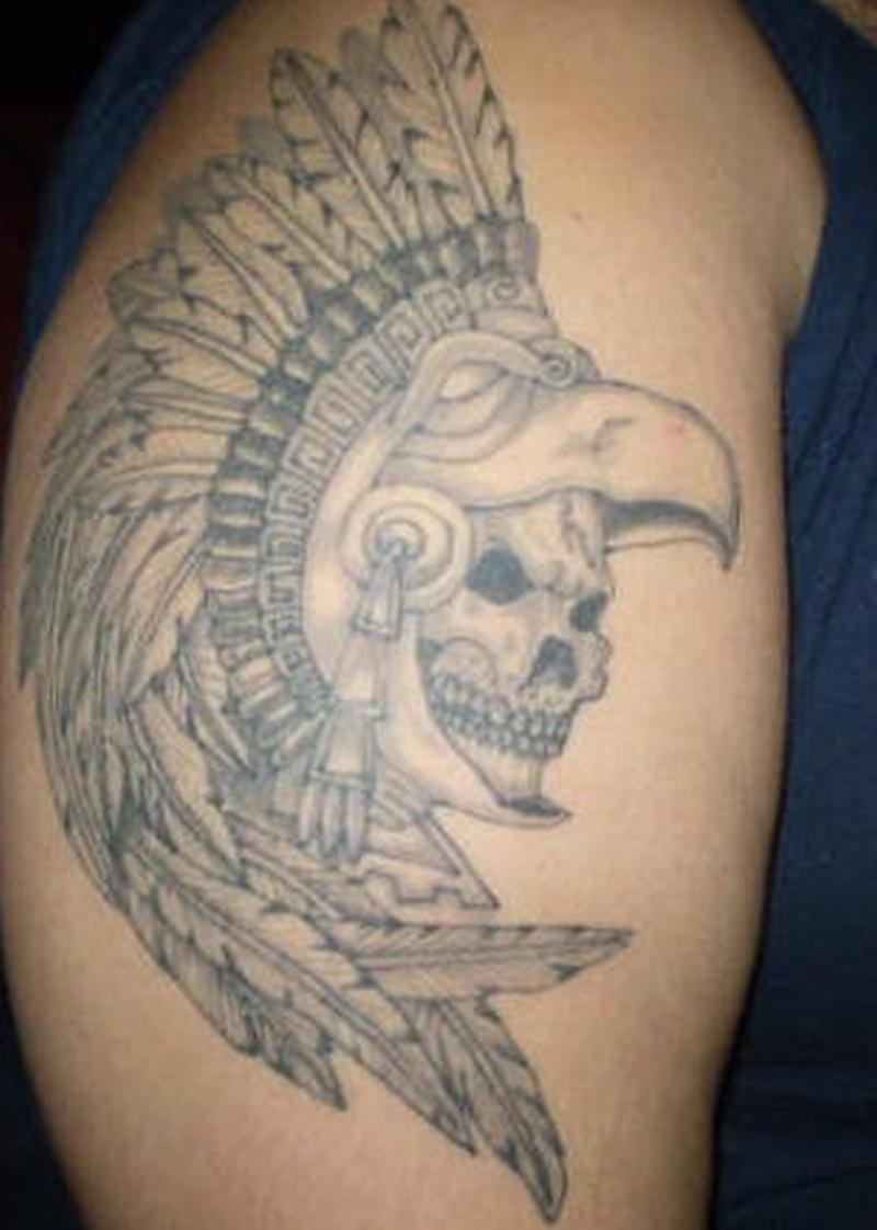 Tattoo aztec47