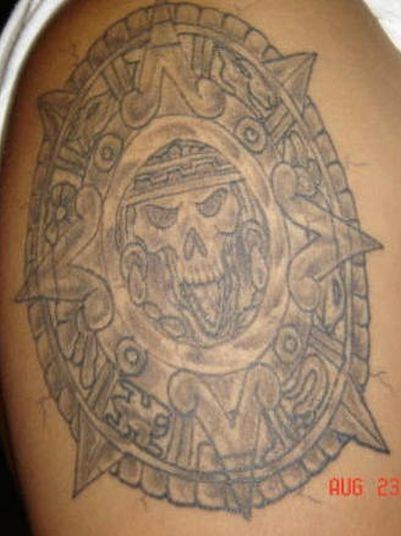 Tattoo aztec57