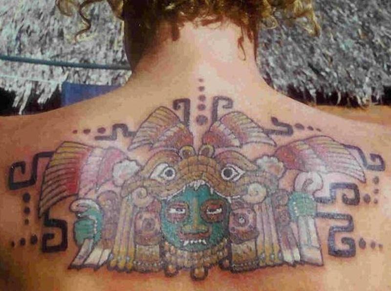 Tattoo aztecmexicantattoo