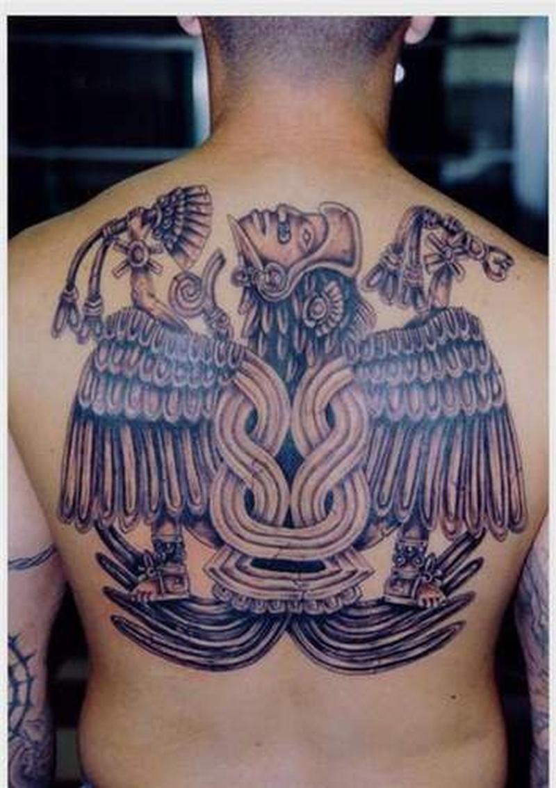 Tattoo aztectattooart3