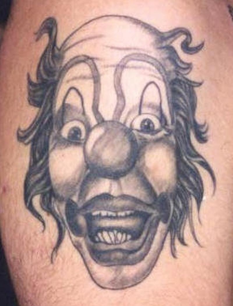 Tattoo blackclowntattoo