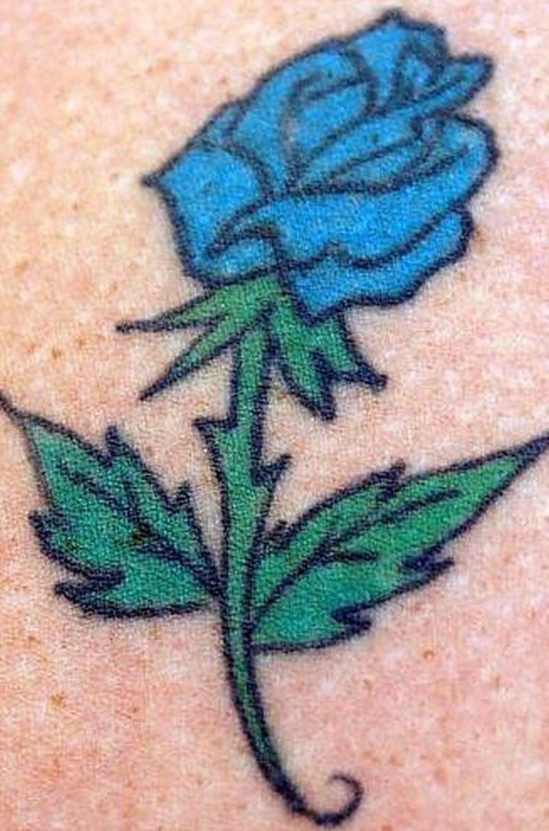 Tattoo bluerosetattoo