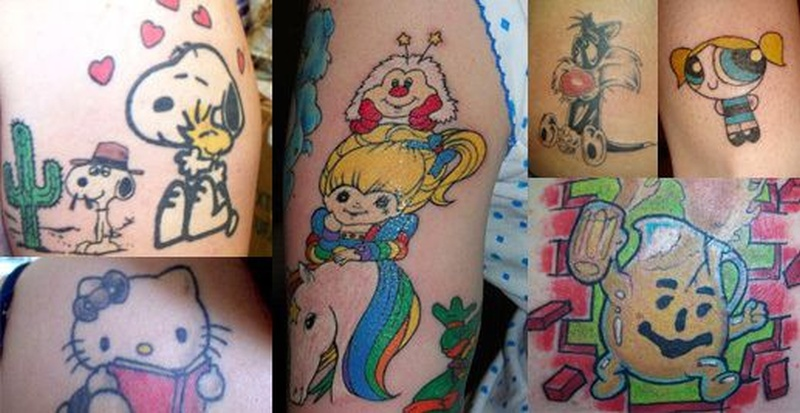 cb325120c785d Tattoo cartoontat2 - Tattoos Book - 65.000 Tattoos Designs