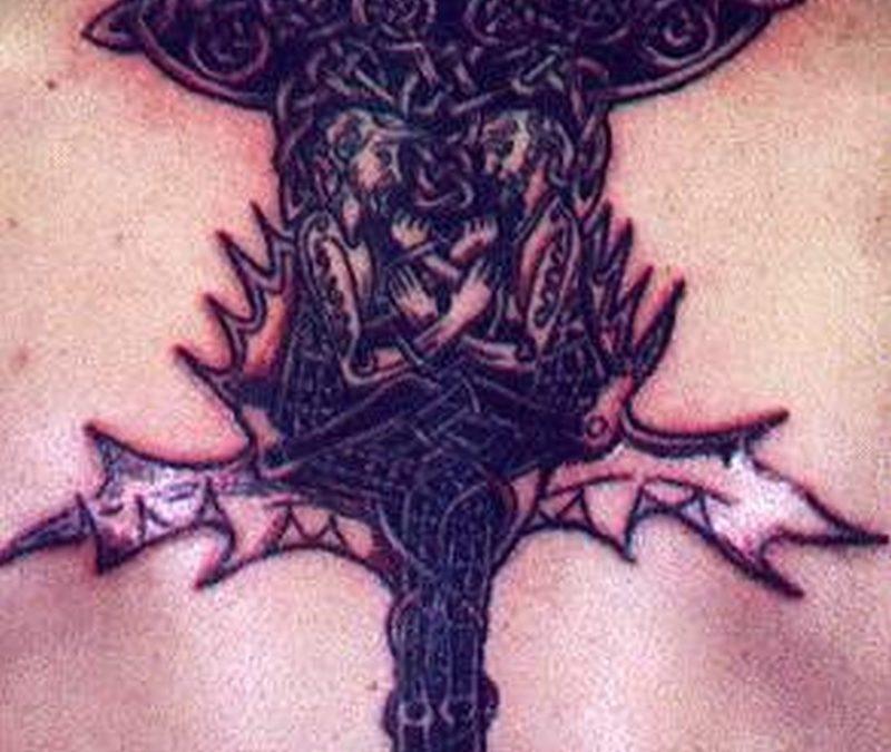 Tattoo celtic27