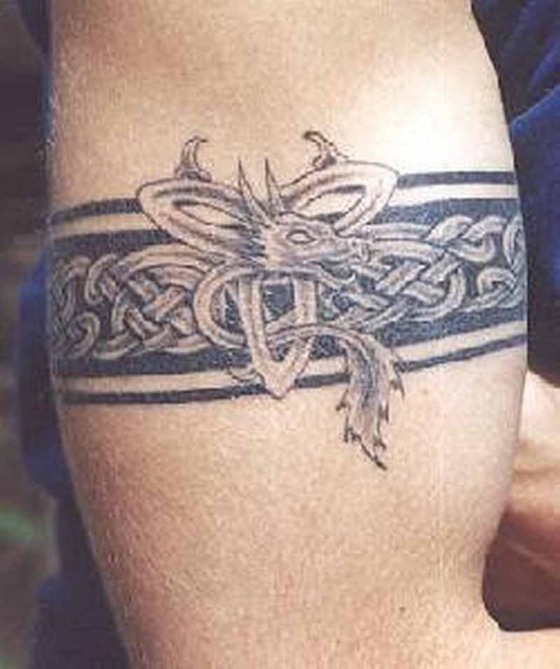 Tattoo celticarmbandtattoo2