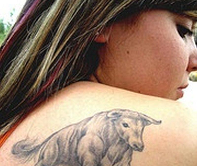 Tattoo celticbulltattoo
