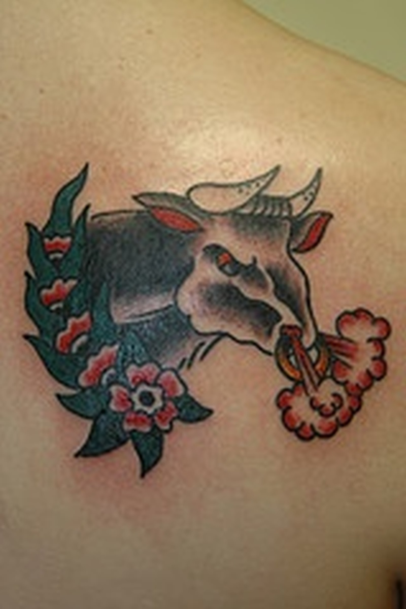Tattoo celticbulltattoo2