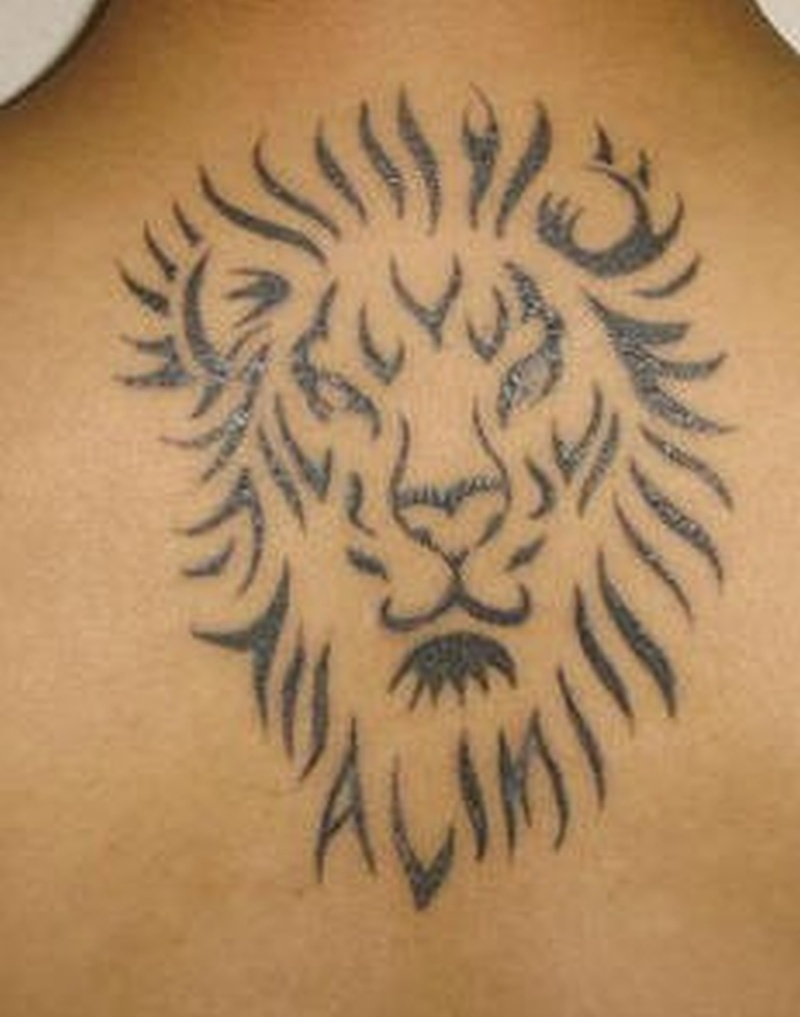 Tattoo celticliontattoo2
