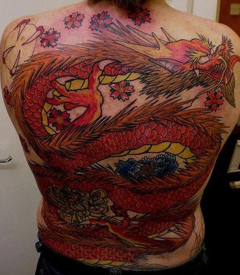 Tattoo dragonbacktattoo 0 tattoos book tattoos for Dragon tattoo book