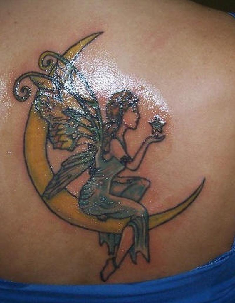 tattoo fairyandmoontattoo tattoos book tattoos designs. Black Bedroom Furniture Sets. Home Design Ideas