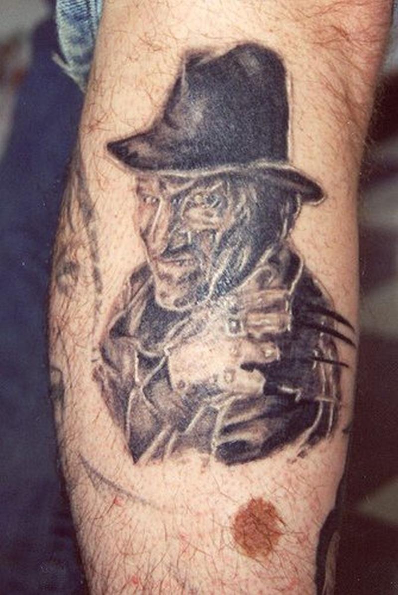 Tattoo famousmovietattoo