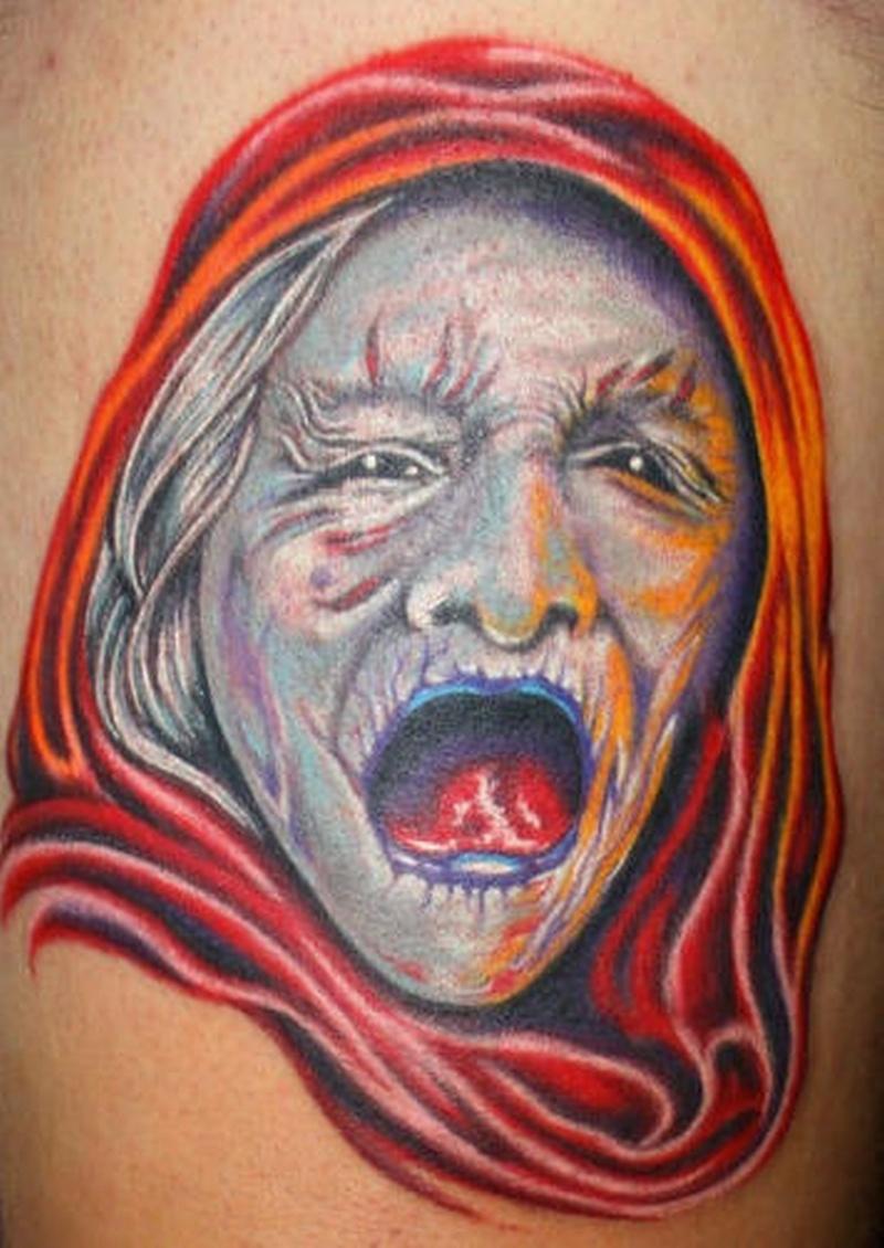 Tattoo fantasymonstertattoo