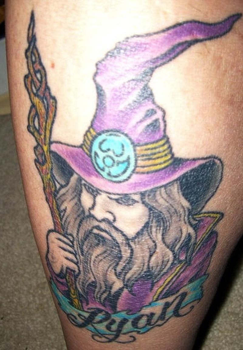 Tattoo fantasywizardtattoo