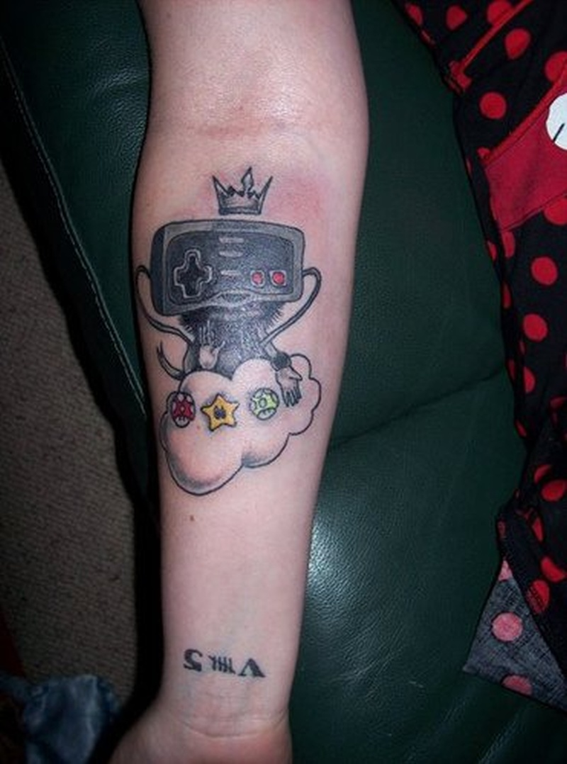 Tattoo geektat40