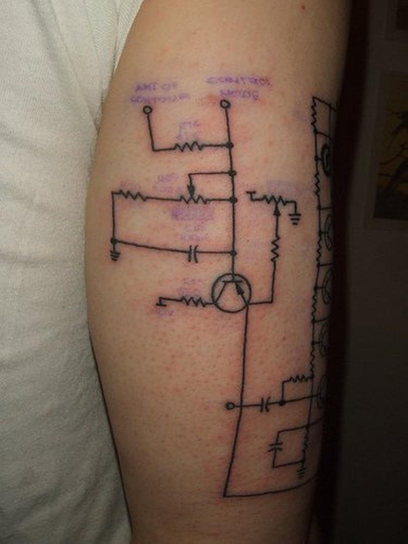 Tattoo geektat41