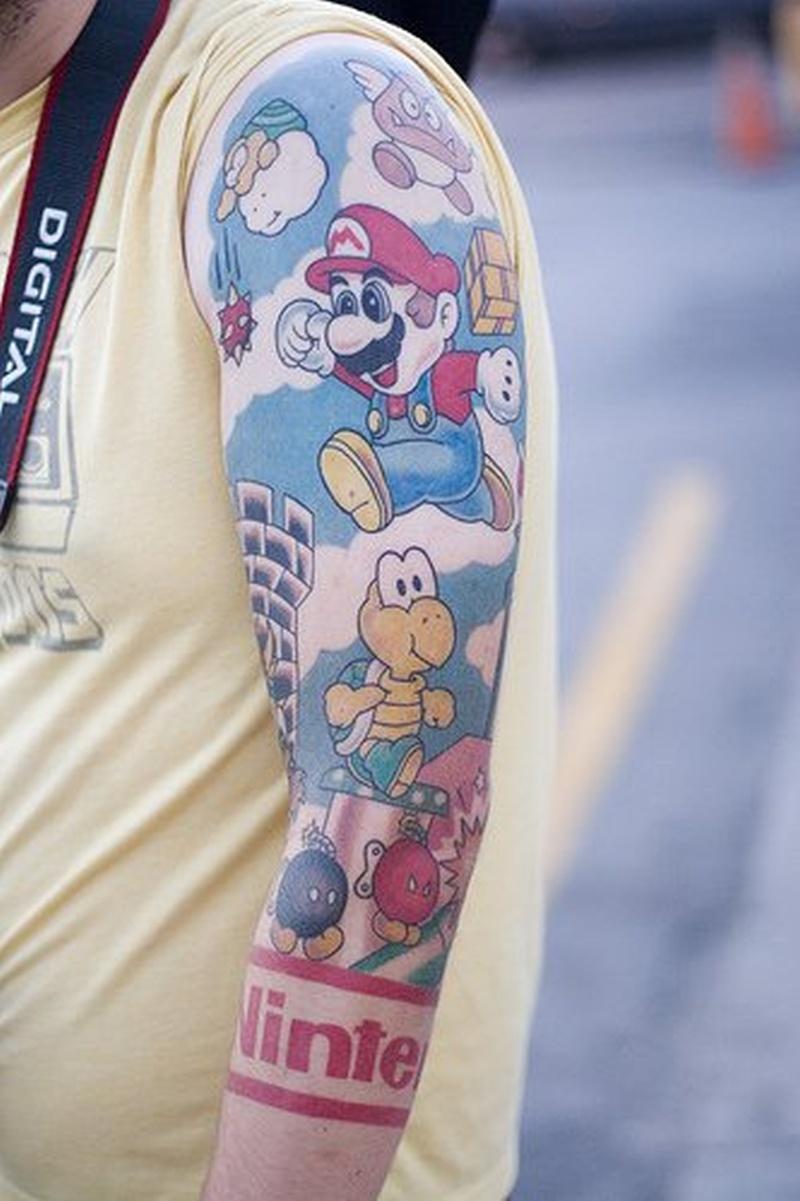 Tattoo geekytattoodesign3