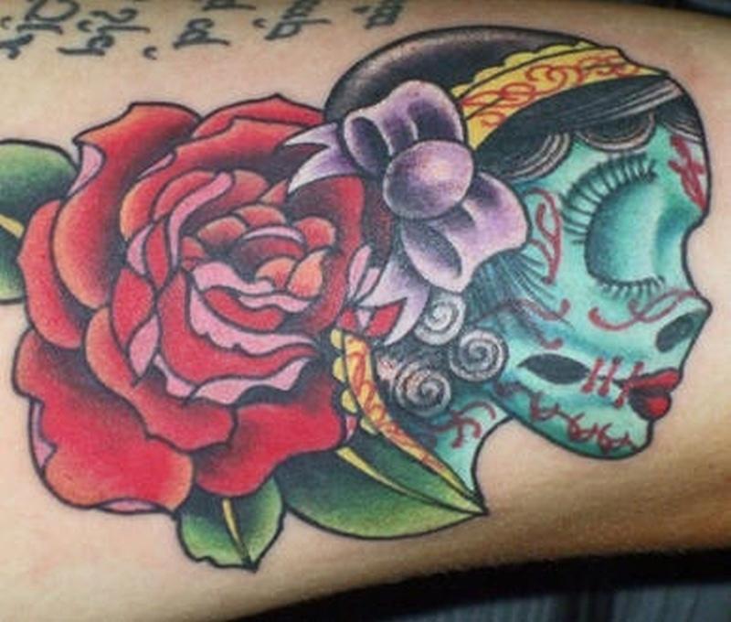 Tattoo gypsyandrosetattoo