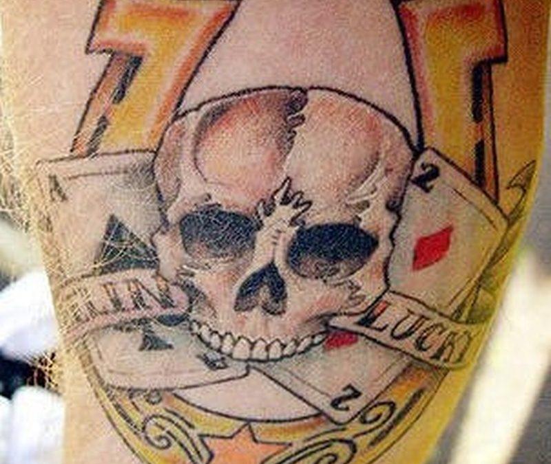 Tattoo horseshoe111