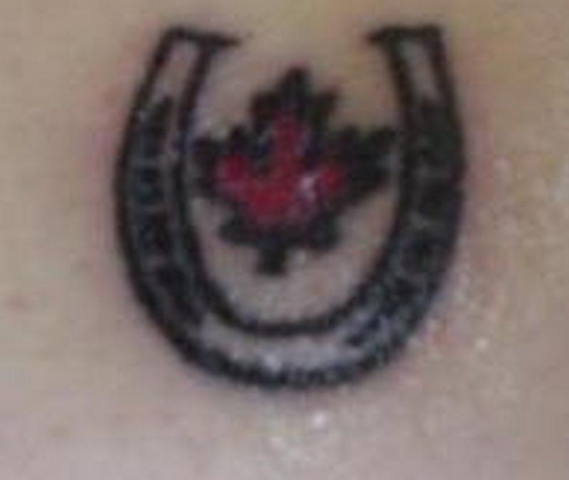 Tattoo horseshoe168