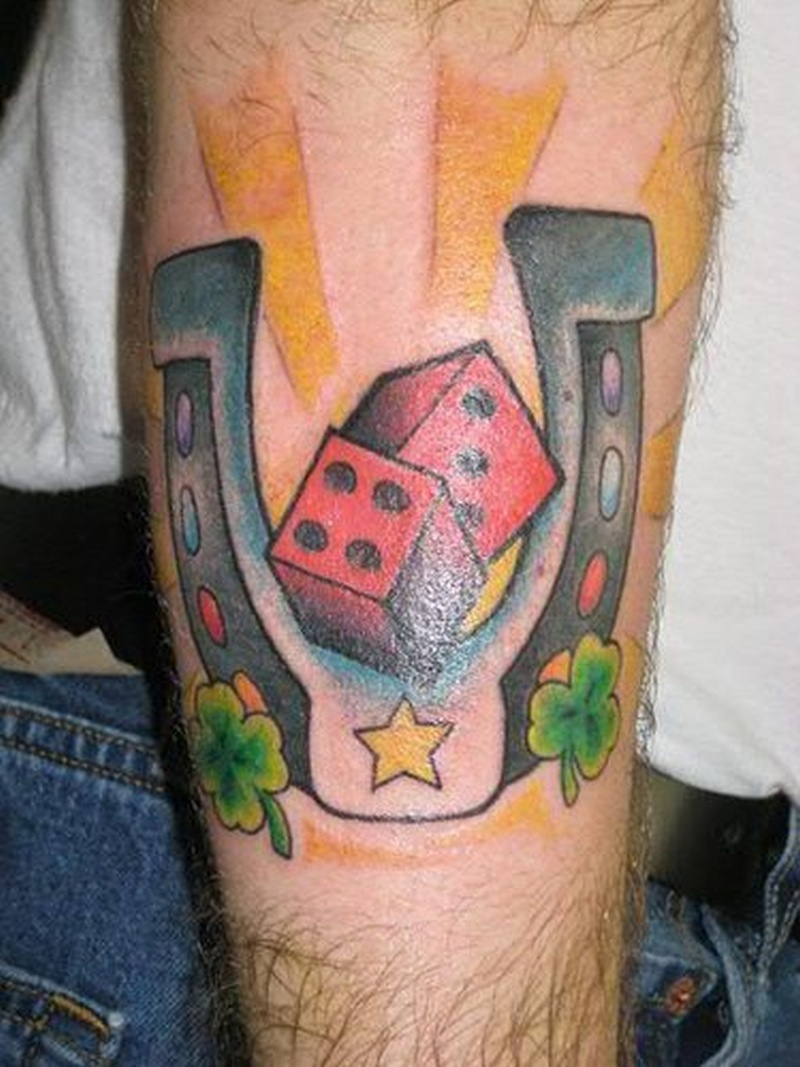 Tattoo horseshoetattoopic