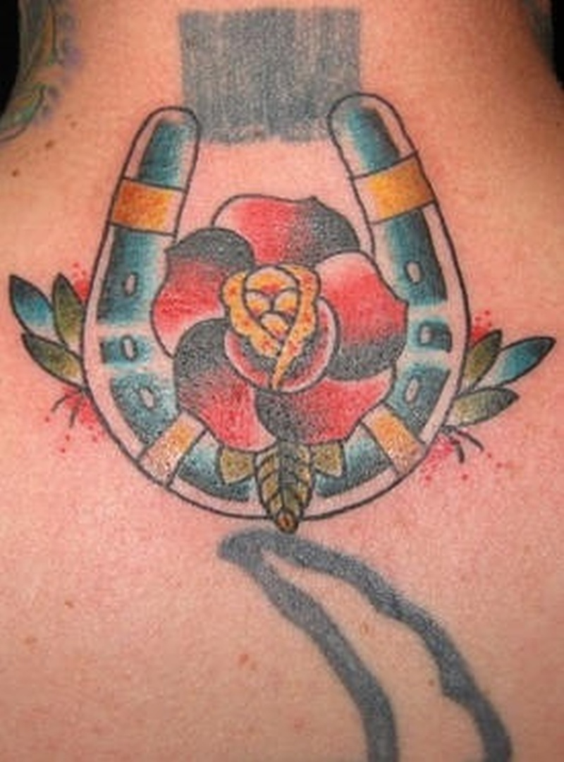 Tattoo horseshoetattoopicture 0