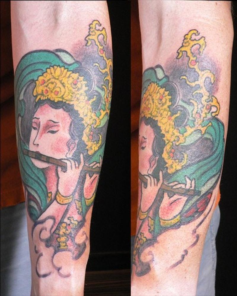 Tattoo japanesegirltattoo tattoos book tattoos for Tattoo girl book