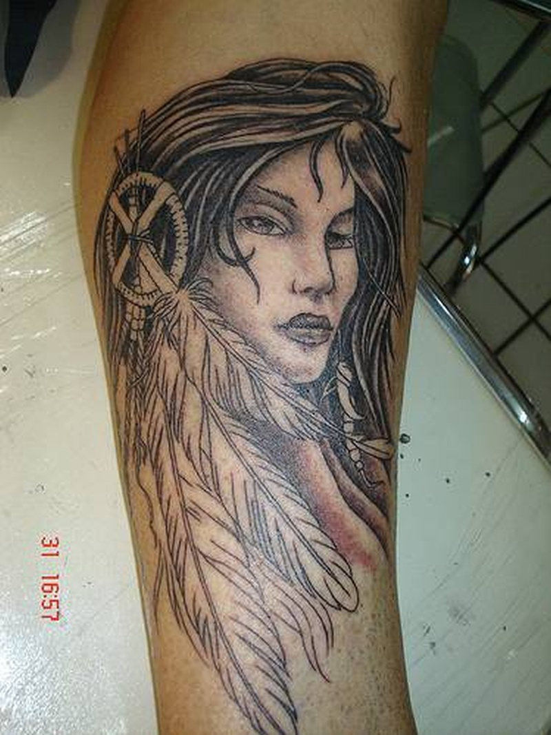 Tattoo nativetat35
