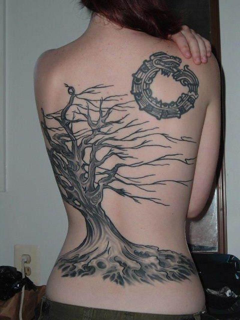 Tattoo palmtreetattoodesign