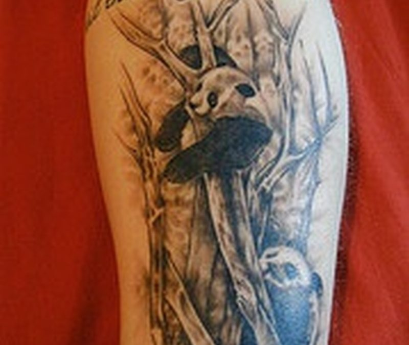 Tattoo pandabeartattoo